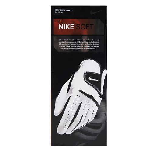 Nike Soft Weather heren Golfhandschoen links