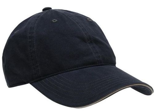 Ashworth Heritage Cap Navy / Wit