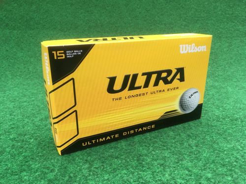 Wilson Ultra Ultimate Distance 15 Pack