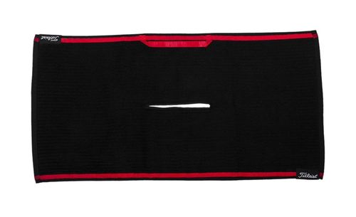 Titleist Players Towel 2019 Black