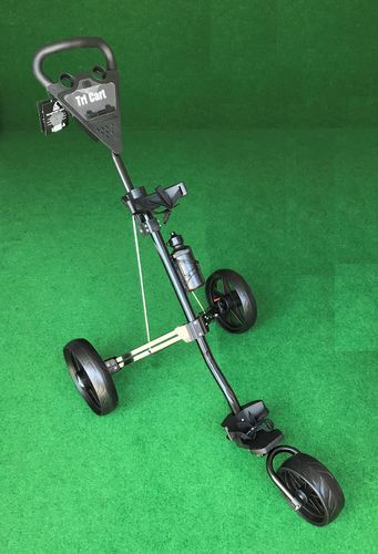 Longridge EZE Glide Cruiser 3-Wheel Golf Trolley DEMO